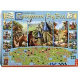 999 Games Carcassonne Big Box 3