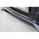 Rieger spoilerzwaard   TT (8J): 09.06- - Coupé, Roadster   stuk carbonlook abs   Rieger Tuning