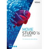 Vegas Movie Studio 16 Platinum A/V montage (download)