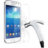 1x Samsung Galaxy S4 screenprotector glas tempered glass