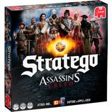 Jumbo gezelschapsspel Old Stratego Assassin's Creed 27 x 4,5 cm