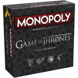 Hasbro Monopoly Collector's Edition - Game of Thrones