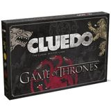 Winning Moves Cluedo: Games of Thrones gezelschapsspel (en)