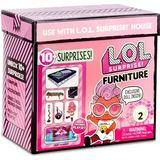 LOL SURPRISE FURNITURE WITH DOLL - MUSIC FESTIVAL