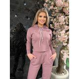 Guess Allie Hoodie - Roze