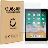 "Displaybeschermglas Apple iPad Air 2 / iPad Pro 9.7"""" / iPad 5 / iPad 6 (2.5D Afgeronde hoeken, 9H, 0,33mm, Full Glue) Tempered Glass"