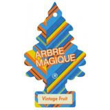 Arbre Magique Wonderboom Auto-luchtverfrisser Vintage Fruit