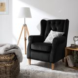Oorfauteuil Luro, home24