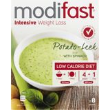 Modifast Intensive Weight Loss Potato-Leek Soup with Spinach