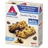 Atkins Chocolate Chip Crisp 5x30g