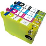 SecondLife Multipack inkt cartridges T1816 voor Epson T1811, T1812, T1813 en T1814 (18 XL)