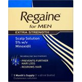 Regaine for Men Extra Strength Hair Regrowth Solution 60ml