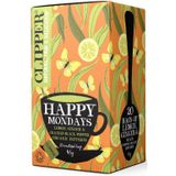 Clipper Thee happy mondays 45g