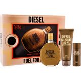 Diesel Fuel for life pour homme giftset 225ml