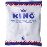 King Snoep softmints zak 12 x 12 x 175 gram