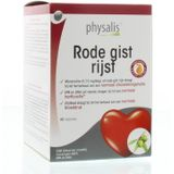 Physalis Rode gist rijst 60 capsules