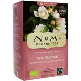 Numi Witte thee white rose 16bt
