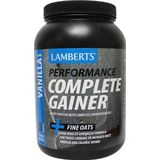Lamberts Voedingssupplementen weight gain vanilla 7006 1816 gram