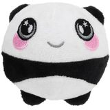 "3.5 ""Squishimal Squishamals Toy Squishy Schuim gevuld Slow Rising Panda Doll Pluche Squishamals harig speeltje"