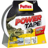 Pattex 1669263 Power Tape - Wit - 10m