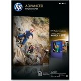 HP Q8698A advanced photo paper glossy 250 grams A4 (50 vel)
