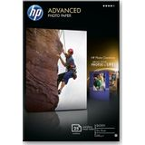 HP Q8691A advanced glossy photo paper 250 grams 10 x 15 cm borderless (50 vel)