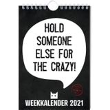 Weekkalender - 2021 - Make that the cat wise