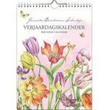 Verjaardagskalender - Janneke Brinkman - Tulpen