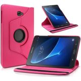 PM 360 Rotating Stand & Case Galaxy Tab A 2019 T510/T515 Roze