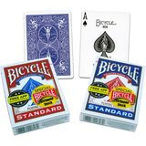 Bicycle gooch/Magic Stripper Deck Rd/Blw