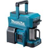 Makita Koffiezetapparaat op accu 12V max. / 18V, zonder accu en oplader - DCM501Z