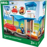 Brio 33883 airport with control tower