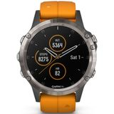 Garmin 010-01988-05 Fenix 5 PLUS Multisport GPS Smartwatch