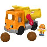 Fisher Price Little People Truck + Figuur en Geluid