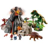 Playmobil 5230 Dinos Vulkaanuitbarsting