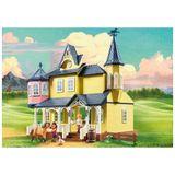 Playmobil 9475 Dreamworks Spirit Lucky's Huis