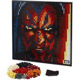 Lego Wall Art 31200 Star Wars The Sith