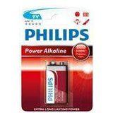 Philips 6LR61P1B Batterij 9V