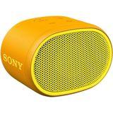 Sony SRSXB01Y Bluetooth Speaker Geel