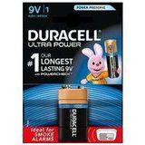 Duracell Ultra Power 6LR61 MX1604 Batterij 9V