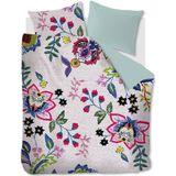 Oilily | Dekbedovertrekset Cozy Embroidery katoen multicolour 220.00x240.00 cm dekbedovertreksets | NADUVI