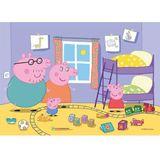 Clementoni Supercolor Puzzel Peppa Pig 2x20 Stukjes