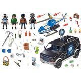 Playmobil 70575 City Action Politiehelikopter Achtervolging van het Vluchtvoertuig
