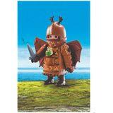 Playmobil 70044 Dreamworks Dragons Vissenpoot in Vliegpak