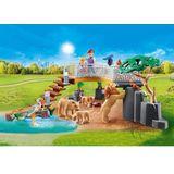 Playmobil 70343 Family Fun Leeuwen in het Buitenverblijf
