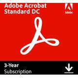 Adobe Acrobat Standard DC - Multi Languages - 1 User, 3 Year (Windows) *DOWNLOAD*