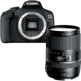 Canon EOS 2000D + Tamron 16-300mm F/3.5-6.3 Di II VC PZD Macro