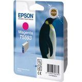 Epson inktcartridge T5593, 13 ml, OEM C13T55934010, magenta