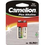 Camelion Plus Alkaline 9v/6LR61 blister 1