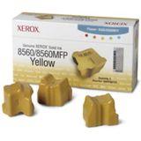 Xerox inktcartridge geel, 3400 pagina's - OEM: 108R00725